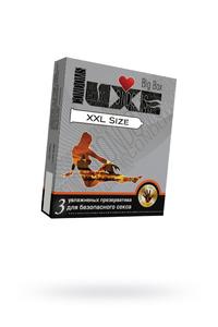 Презервативы Luxe Big Box XXL SIZE панель, 20 см., №3, 24 шт.