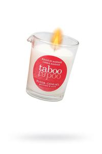 Массажное аромамасло с афродизиаками для женщин RUF Taboo - Plaisir charnel, плотское удовольствие, 60 г