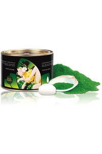 Соль для ванны «Цветок лотоса» /Соль, свеча/ 600 г
