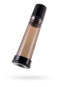 Помпа для пениса Erotist POSEIDON, ABS пластик, чёрный, 18,5 см