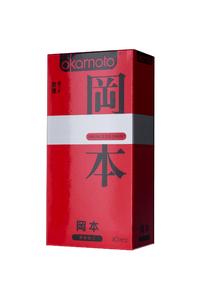 Презервативы Окамото серия Skinless Skin  Super thin  № 10 Ультра-тонкая классика