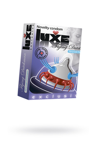 Презервативы Luxe Exclusive Летучий голландец №1, 24 шт