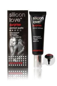 Гель-любрикант Silicon Love Surprise на силиконовой основе, 30 г