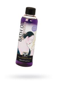 Масло для ванны ''Афродизия'' с запахом экзотических цветов 200 мл