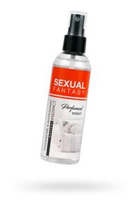 Парфюмированная вода  для белья и интерьера Natural Instinct, с феромонами и афродизиаками Sexual fantasy, 100 мл