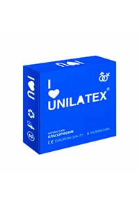 Презервативы Unilatex Natural Plain №3  гладкие классические