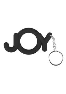 Эрекционное кольцо Joy Cocking черное