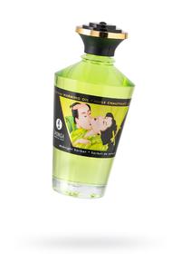Массажное масло Shunga Полночный щербет, возбуждающее, натуральное, 100 мл