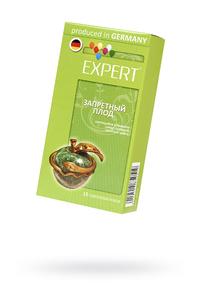 Презервативы Expert ''Запретный плод'' №12, светящийеся в темноте, золотого цвета, супер прочные, 12шт