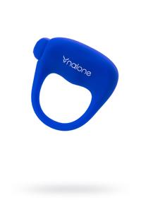 Эрекционное кольцо на пенис Nalone Ping, Силикон, Фиолетовый, ? 4 см