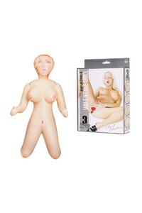Кукла надувная Чест Чокер (в позиции ''стоя на коленях'' высота 90 см.)