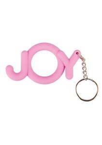 Эрекционное кольцо Joy Cocking розовое