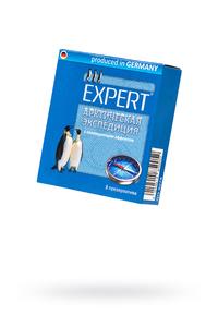 Презервативы Expert ''Арктическая экспедиция'' №3, с охлаждающим эффектом, 3шт